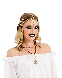 Gypsy Head Chain