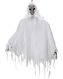 3 Ft Hanging Cemetery Ghost - Decorations