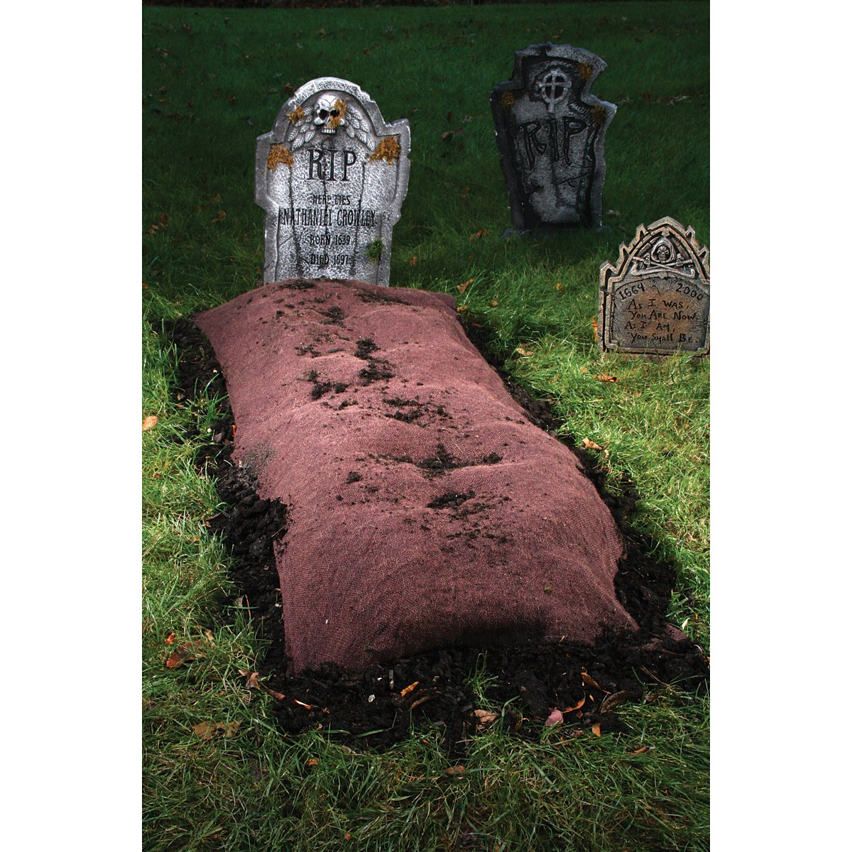 Fresh Grave Mound