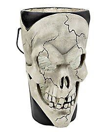 1.5 Ft Scary Skull Luminary - Decorations