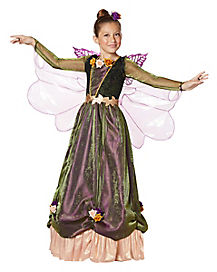 Kids Woodland Fairy Costume - The Signature Collection