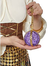 Purple Gypsy Crystal Ball