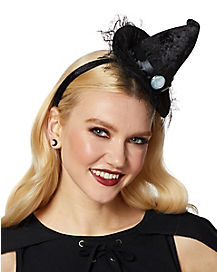 Hocus Pocus Mini Witch Hat Headband - Hocus Pocus