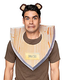 Adult Animal Head Wall Mount Costume