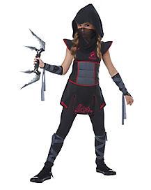 Kids Fearless Ninja Costume
