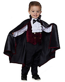 Toddler Deluxe Vampire Costume