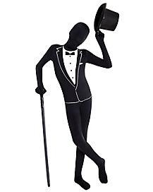 Kids Tuxedo Skin Suit Costume