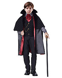Kids Vampire Costume - The Signature Collection