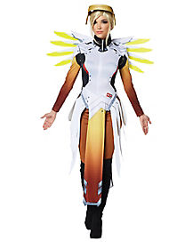 Adult Mercy Costume   Overwatch