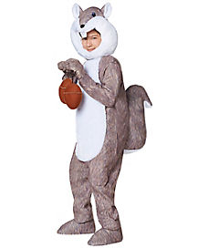 Kids Squirrel Costume