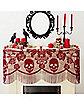 2 Ft Gothic Romance Mantel Scarf - Decorations
