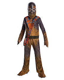 Kids Chewbacca Costume Deluxe - Solo: A Star Wars Story