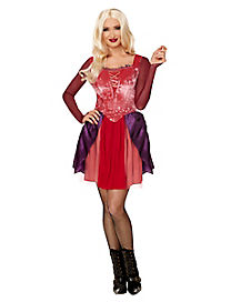 Sarah Sanderson Dress - Hocus Pocus  sc 1 st  Spirit Halloween & Womenu0027s Plus Size Halloween Costumes for 2018 - Spirithalloween.com