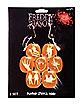 Pumpkin Stencil Book Freddy vs Jason - Warner Brothers