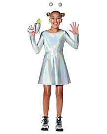 Tween Alien Dress