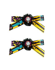 Sally Hair Clip Set - The Nightmare Before Christmas
