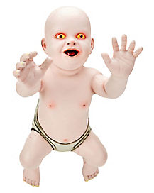 Wall Diaper Dan Zombie Baby - Decorations