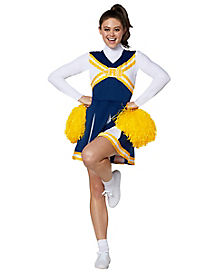 Adult Archie Cheerleader Costume - Archie Comics