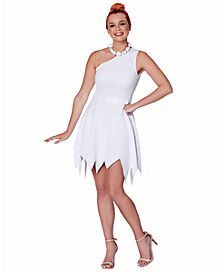 Adult Wilma Dress - The Flintstones