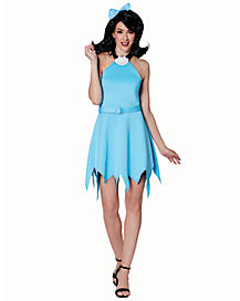 Adult Betty Dress - The Flintstones