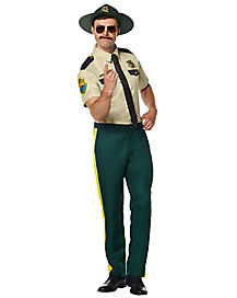 Adult Super Troopers Costume