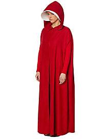 Adult Handmaid's Tale Robe Costume