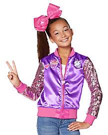 Kids JoJo Siwa Bomber Jacket