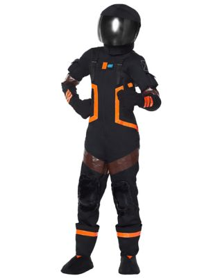 Kid's Dark Voyager Costume - Fortnite