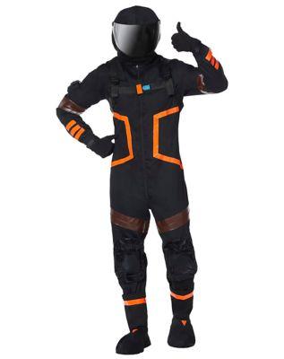 Adult Skull Trooper Costume - Fortnite - Spirithalloween com