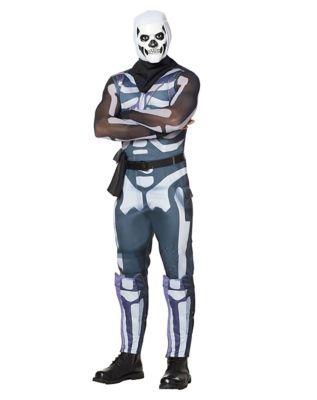 Men's Skull Trooper Costume - Fortnite by Spirit Halloween