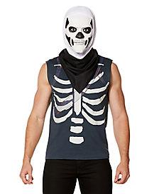 Skull Trooper Kit - Fortnite