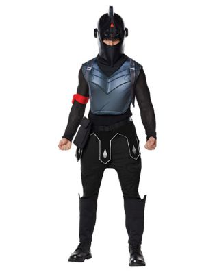 Men's Black Knight Costume - Fortnite