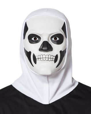Hooded Skull Trooper Mask - Fortnite