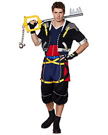 Nightmare Before Christmas Sora.Kingdom Hearts Costumes For Halloween Cosplay Spirit