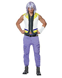 Adult Riku Costume - Kingdom Hearts