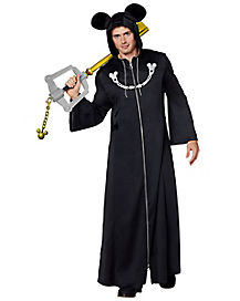 Adult King Mickey Robe Costume - Kingdom Hearts
