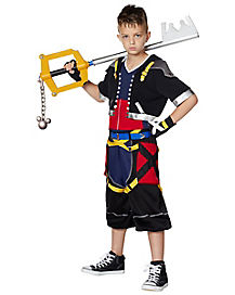 Kids Sora Costume - Kingdom Hearts