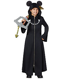 Kids King Mickey Costume - Kingdom Hearts