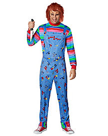 Adult Chucky Costume - Seed of Chucky