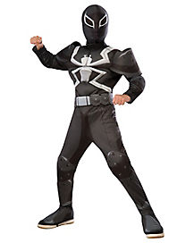 Kids Muscle Agent Venom Jumpsuit Costume - Marvel