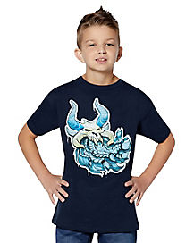 Kids Ragnarok T Shirt - Fortnite