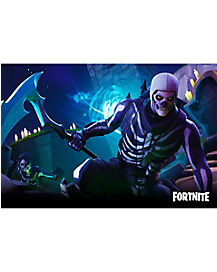 Pickaxe Skull Trooper Poster – Fortnite