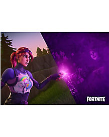 Reflection Brite Bomber Poster – Fortnite