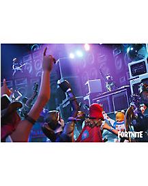 DJ Yonder Poster - Fortnite
