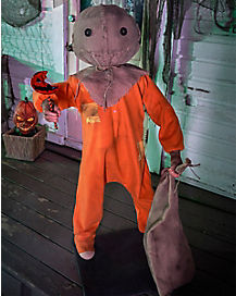 4.3 Ft Sam Animatronic Decoration - Trick 'r Treat