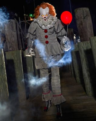 Halloween Baloon IT Dancing Clown Horror Character Gift Top Pennywise Jumper