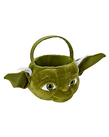Yoda Plush Treat Basket - Star Wars