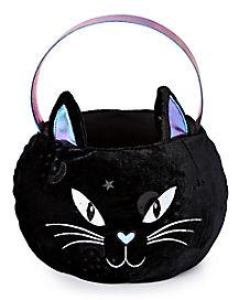 Celestial Plush Cat Treat Bucket