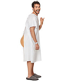 Hospital Gown Costume Kit