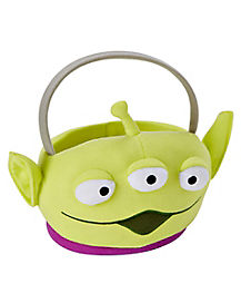 Alien Plush Treat Basket - Toy Story 4